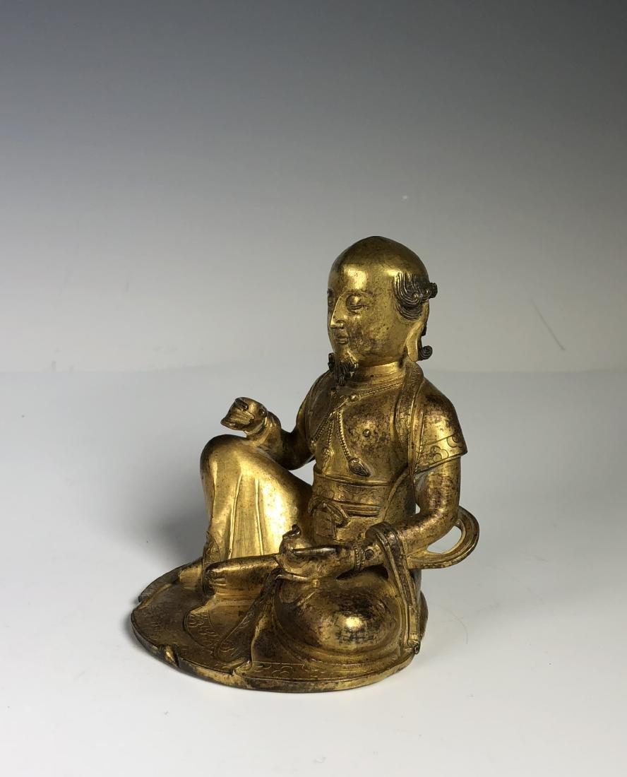 Gilt Bronze Figure - 2