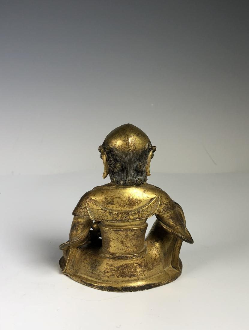 Gilt Bronze Figure - 3