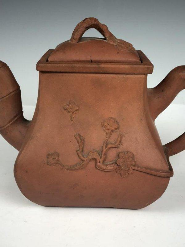 ZISHA Clay Tea pot with Mark - 2