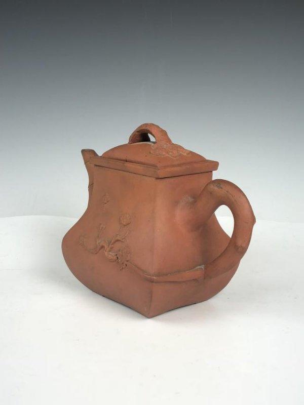 ZISHA Clay Tea pot with Mark - 3