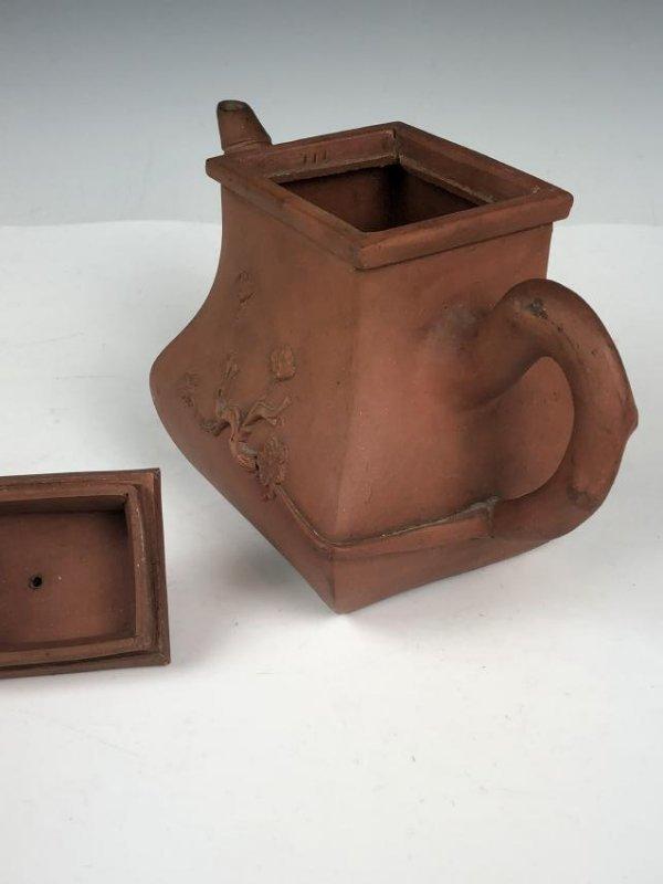 ZISHA Clay Tea pot with Mark - 7
