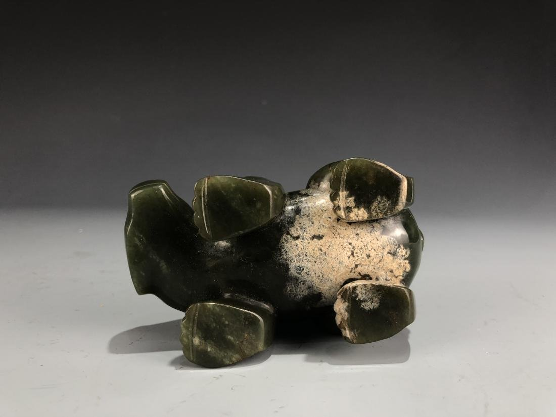 Green Jade Bear - 5