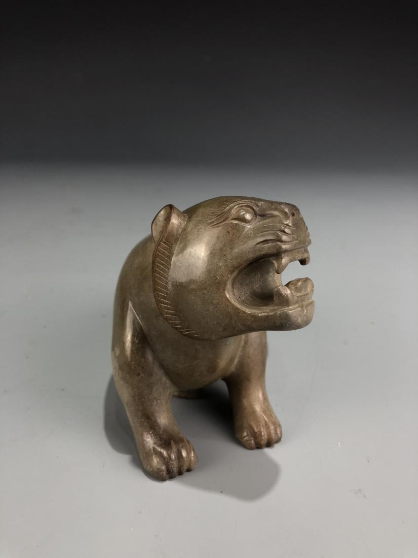 Carved Jade Beast - 4