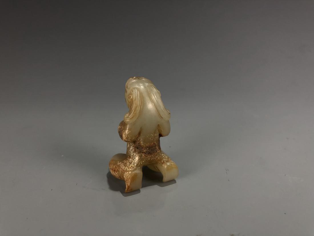 Carved Jade Beast - 2
