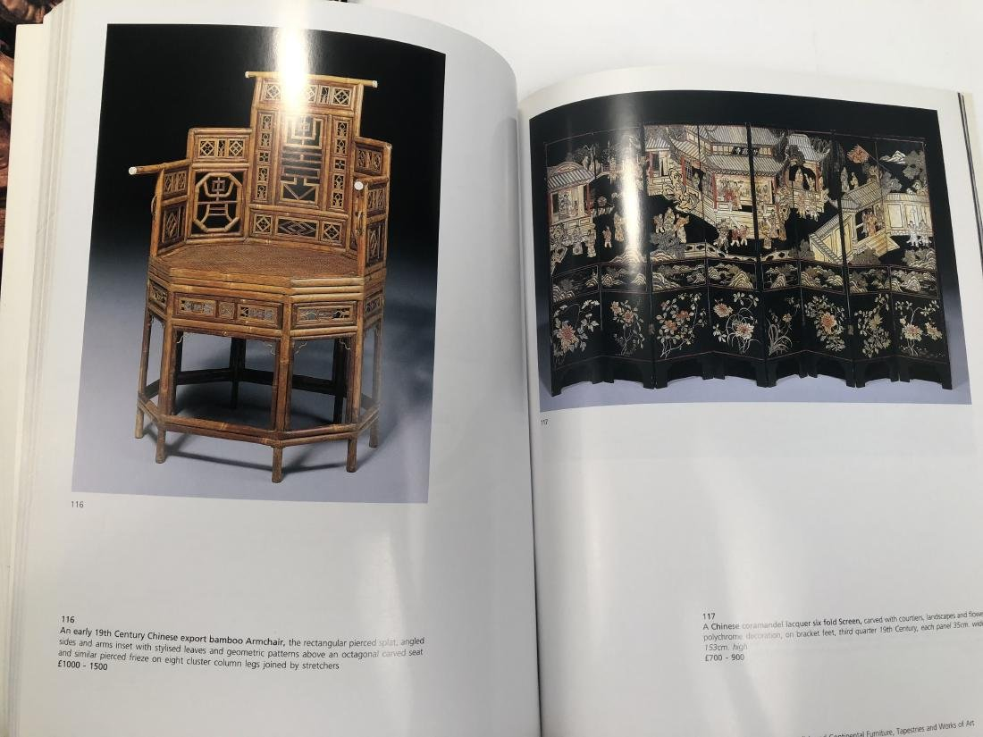 10 Auction catalogs - 5