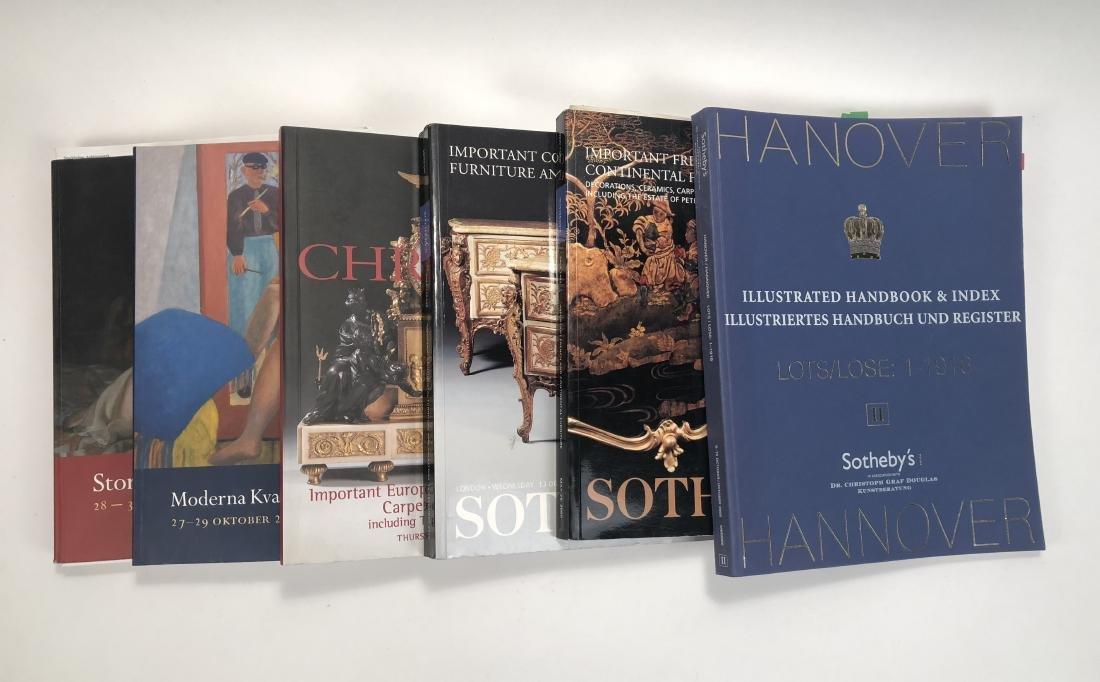 10 Auction Catalogs