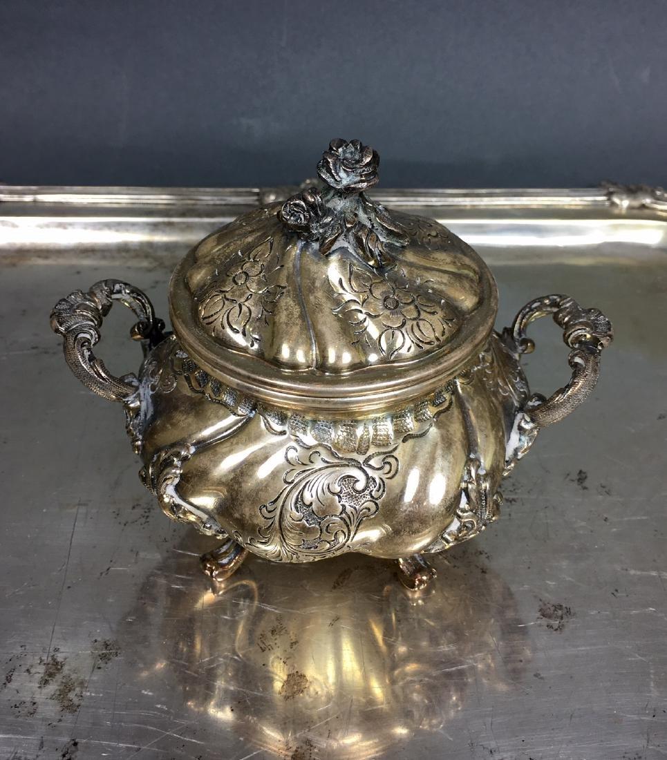 5 piece sterling Silver Serving Set - 7