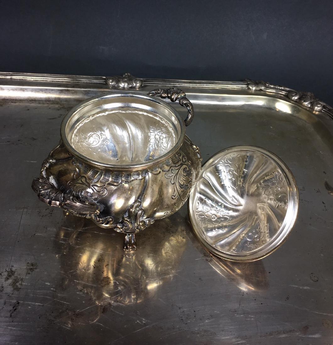 5 piece sterling Silver Serving Set - 8