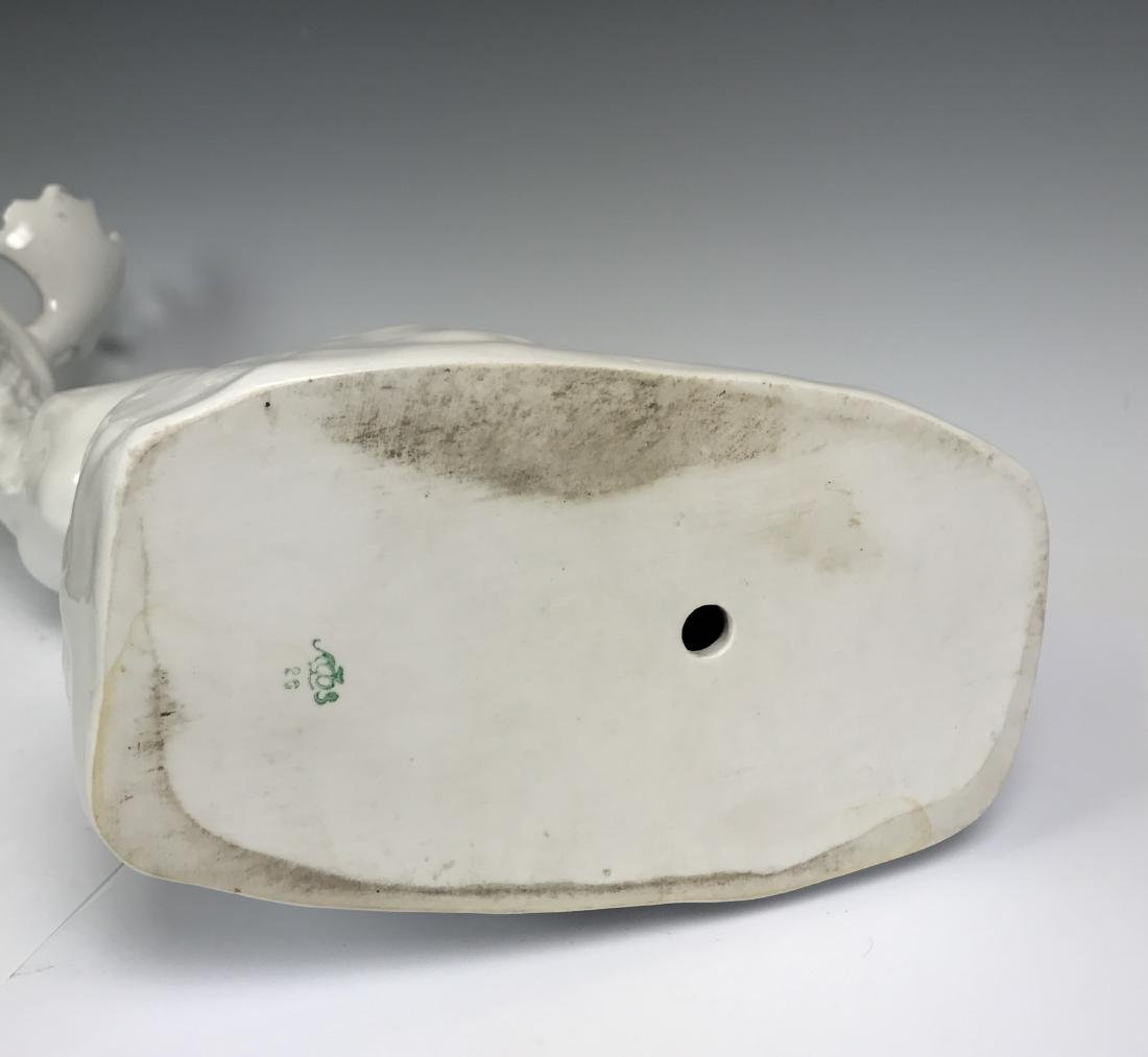 White Porcelain Moose - 14