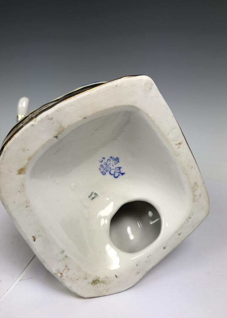 White Porcelain Moose - 16