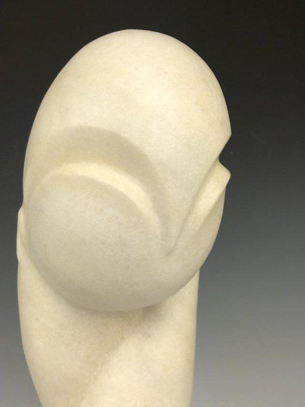 Marble Sculpture Signed C. Brancusi 1936 - 10