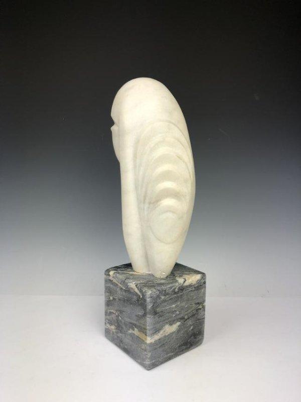 Marble Sculpture Signed C. Brancusi 1936 - 4