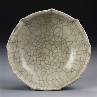 Chinese Geyao Bowl