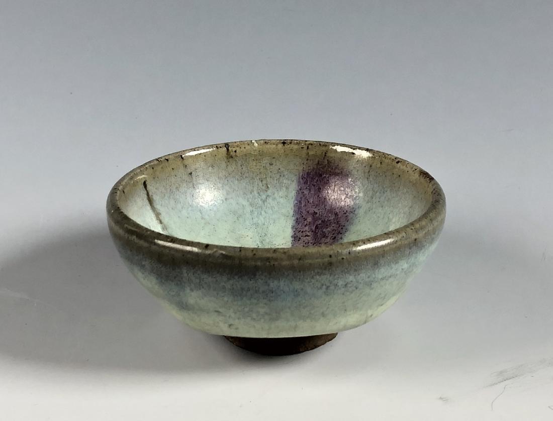 Jun Glazed Bowl