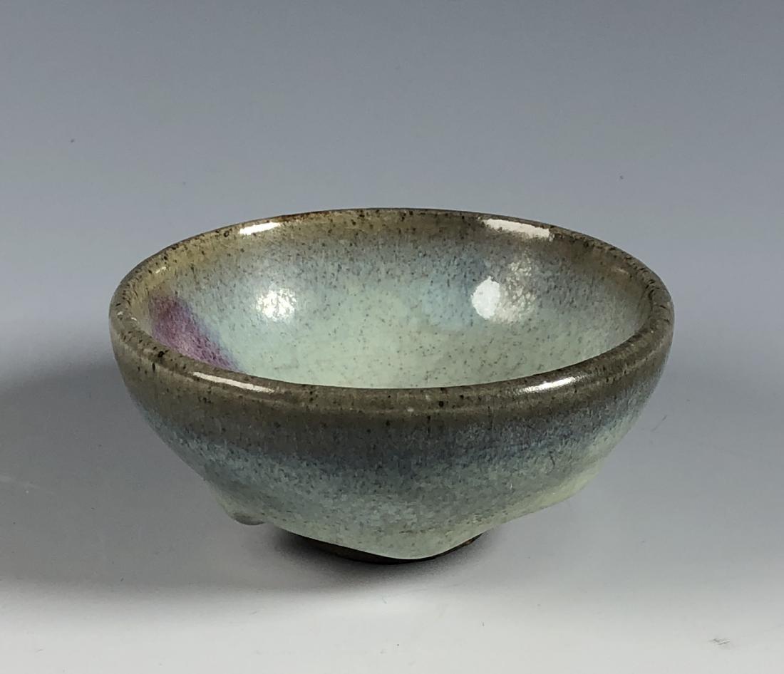 Jun Glazed Bowl - 4