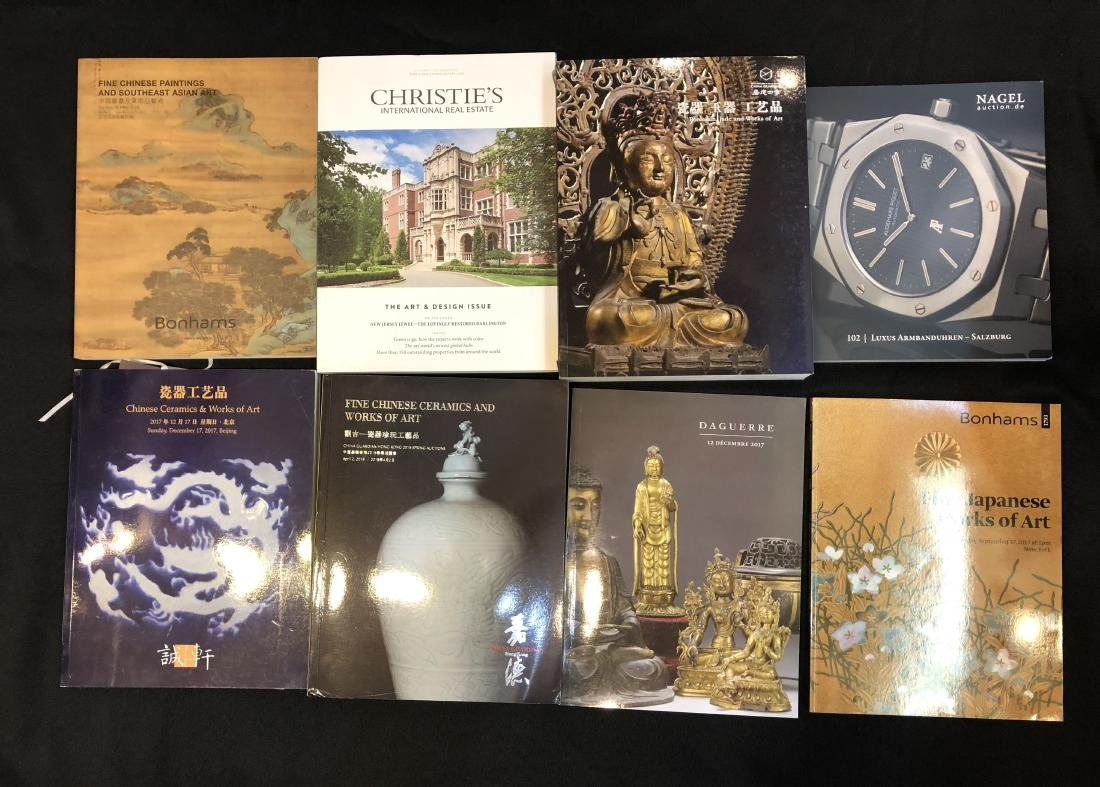 Auction Catalogs - 2