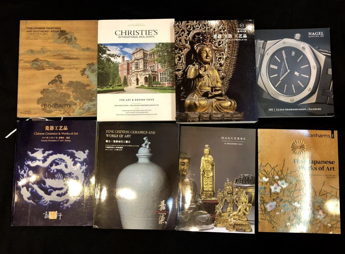 Auction Catalogs - 3