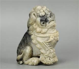 STONE FOO DOG