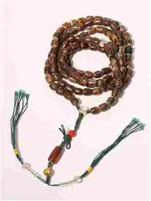 Bamboo 108 Prayer Beads