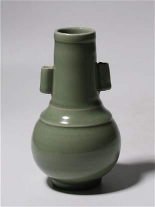 LongQuan Celadon Porcelain Arrow Vase
