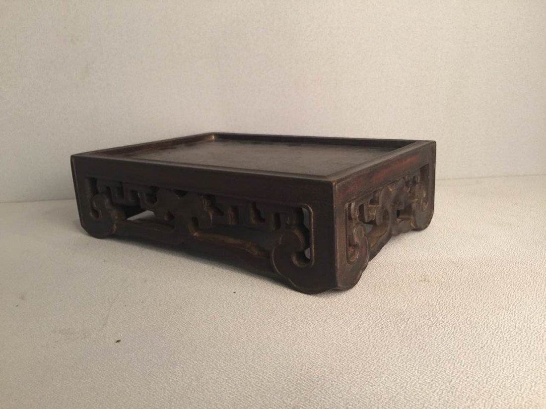 Chinese Rosewood Small Tabel - 6