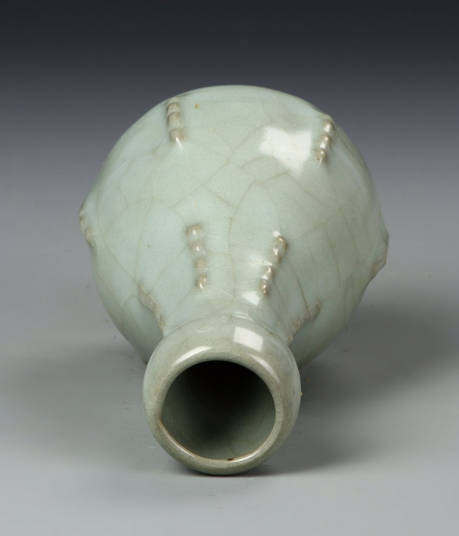 Chinese Lung Quan Yao Vase - 2