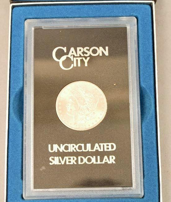 1883 Carson City Morgan
