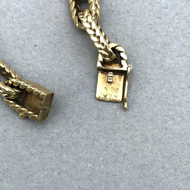 14K Gold Bracelet - 2