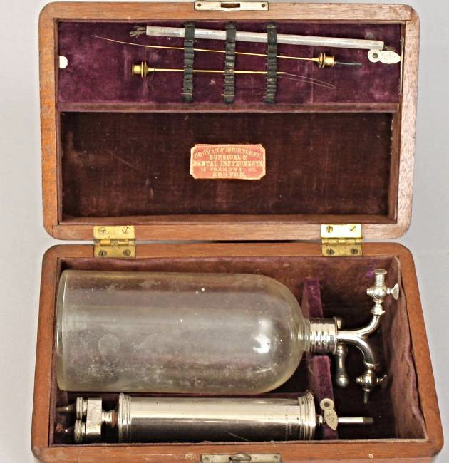 Codman & Shurtleff Surgical Dental Instruments
