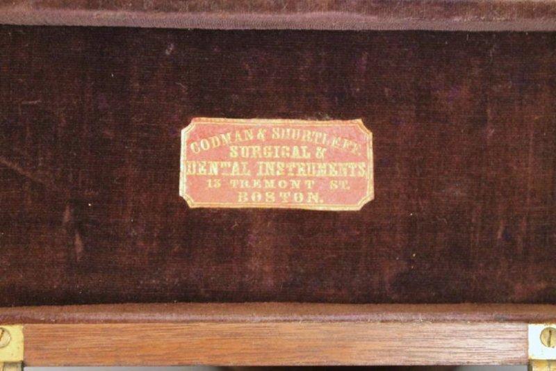 Codman & Shurtleff Surgical Dental Instruments - 3