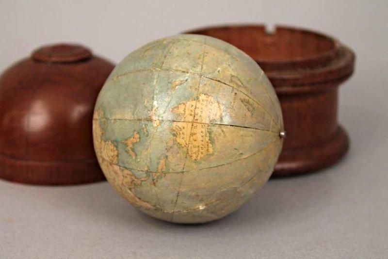 Vintage Pocket Globe