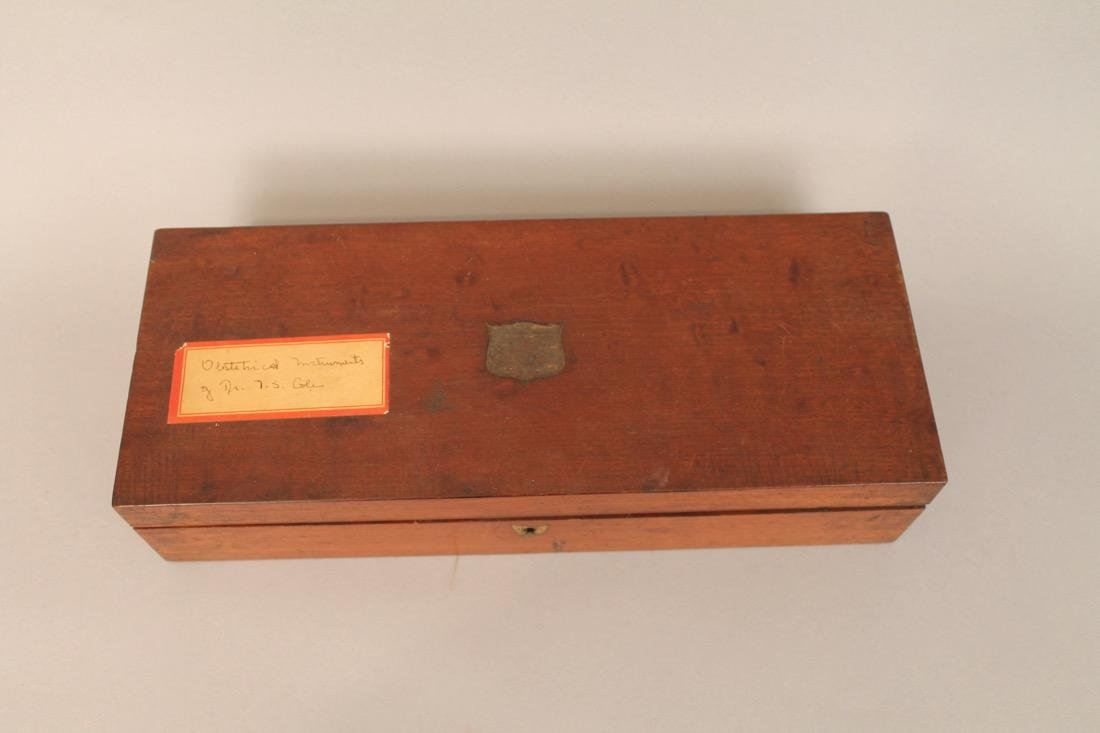 W&H Hutchinson Obstetrical Instruments - 2