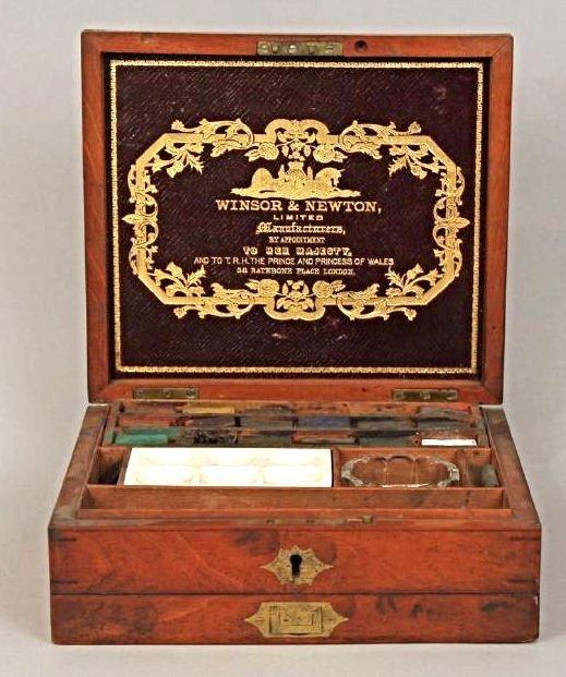Winson & Newton Artist's Box