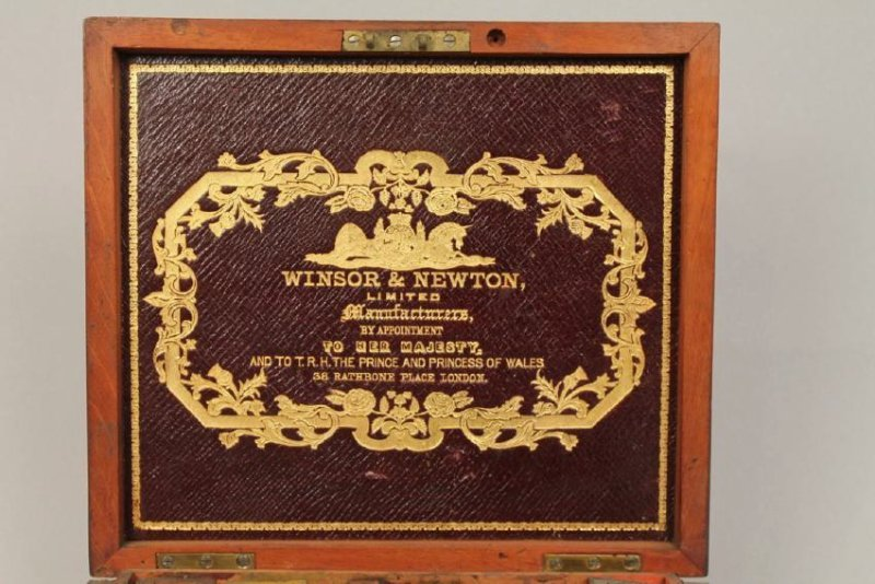 Winson & Newton Artist's Box - 2