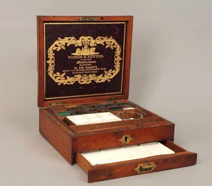 Winson & Newton Artist's Box - 4