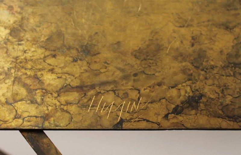 Pair of  Mid Century Bronze Bookends Higgins - 3