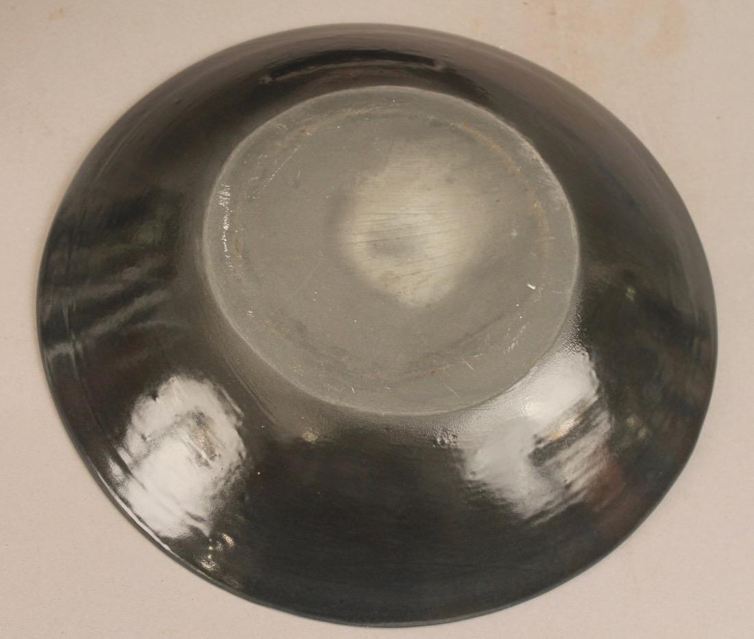 8 Mid Century Ceramic Plates - 3