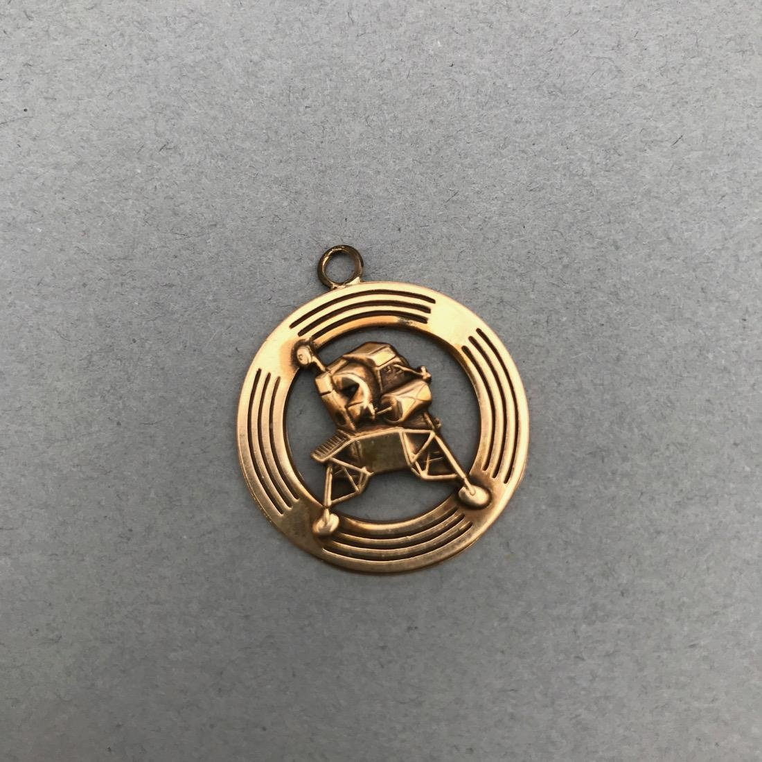 3 14K Gold Charms - 3