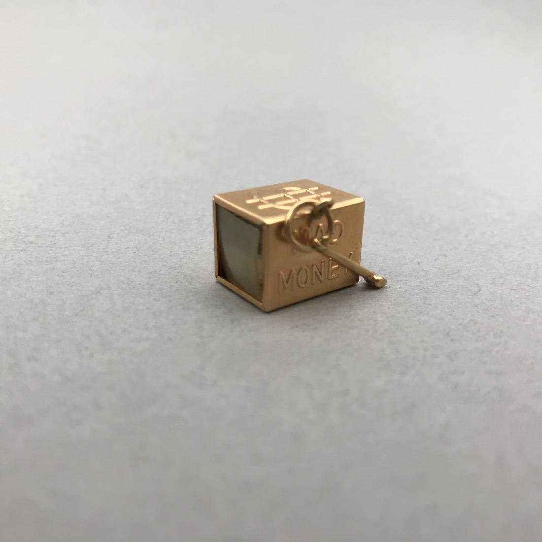 3 14K Gold Charms - 5