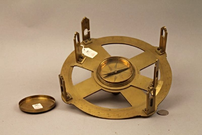 Brass Holland Circle