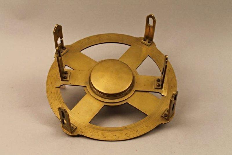 Brass Holland Circle - 4
