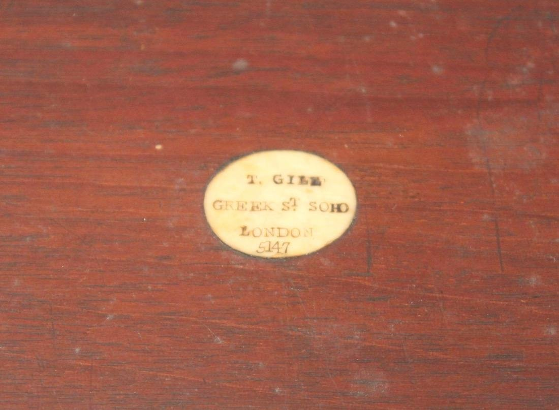 Antique Hydrometer Original Wood Box Alcohol Proof - 5