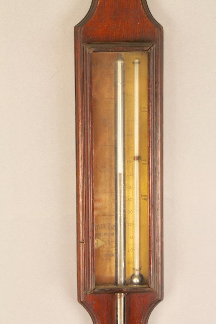 D. Spooner Stick Baromoter - 2