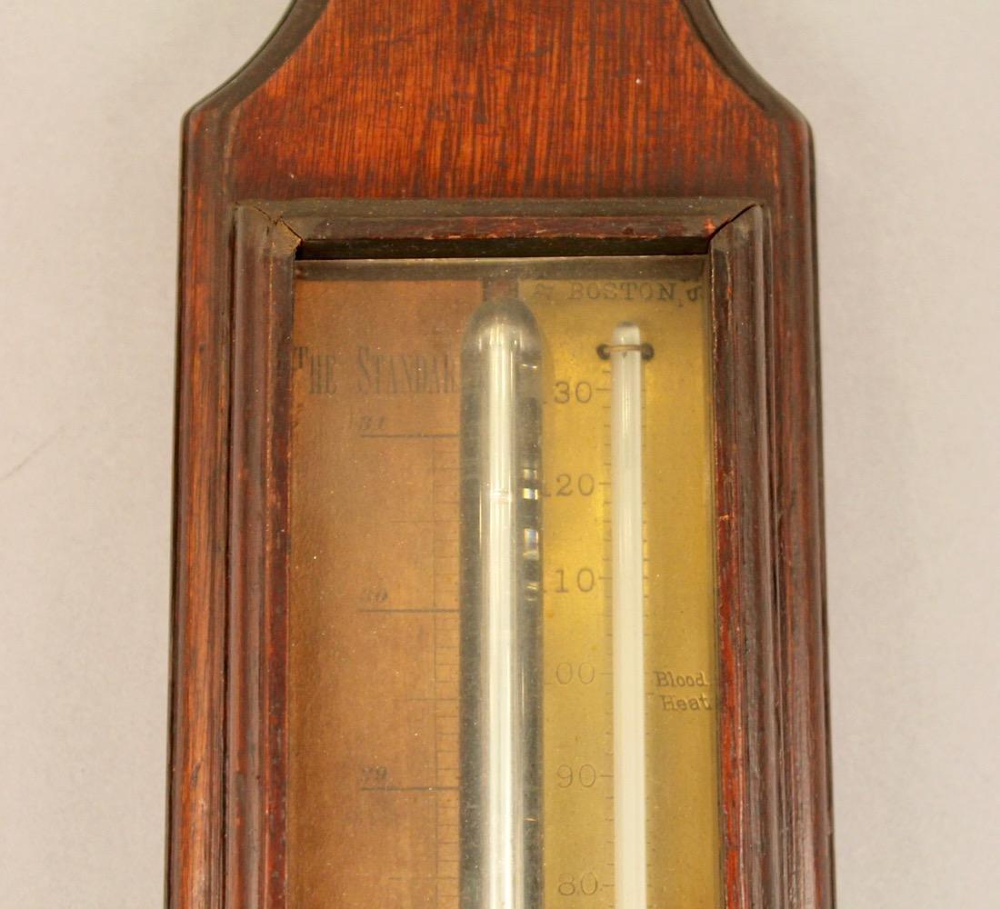 D. Spooner Stick Baromoter - 3