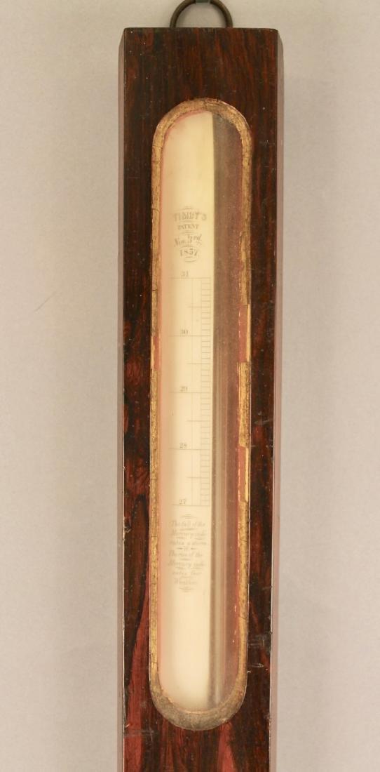 Timby's Stick Barometer 1857 - 2