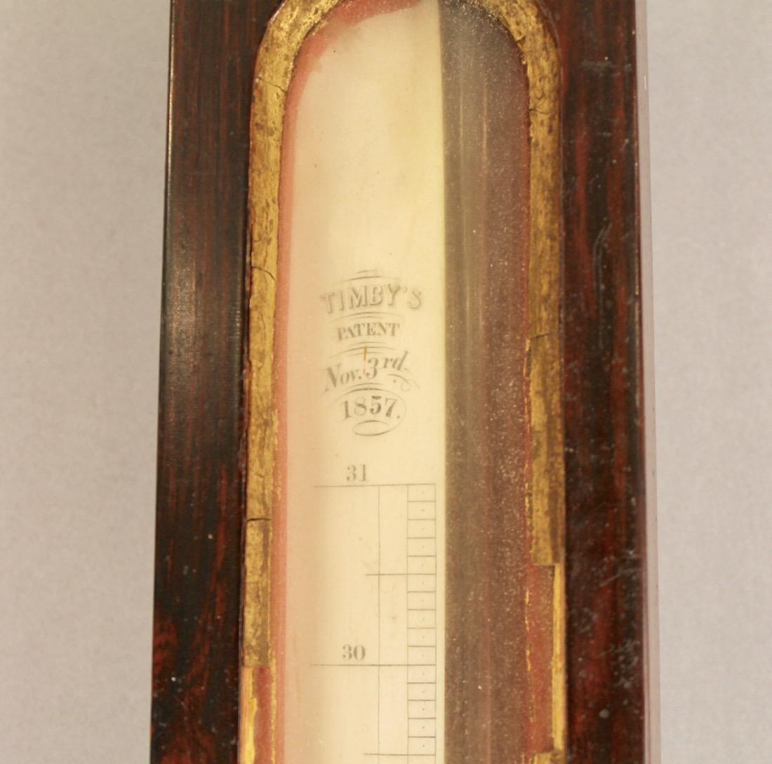 Timby's Stick Barometer 1857 - 3