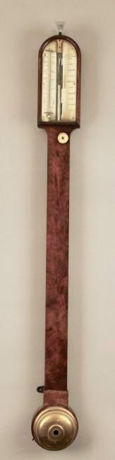 A. Guceri, London Stick Barometer