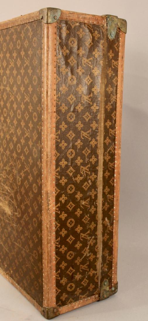 Vintage Louis Vuitton Travel Suitcase - 8