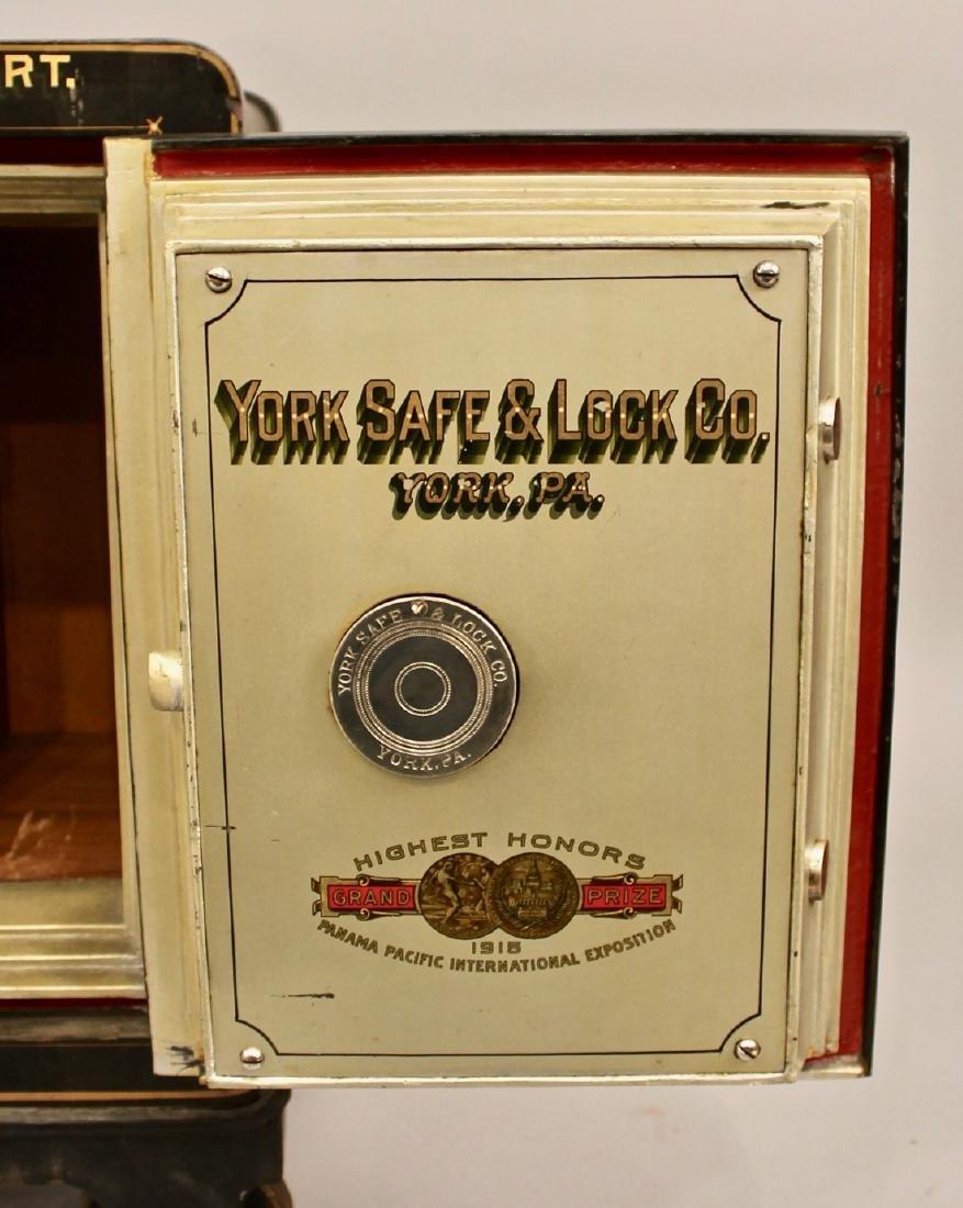 York Safe & Lock Company Safe - 4