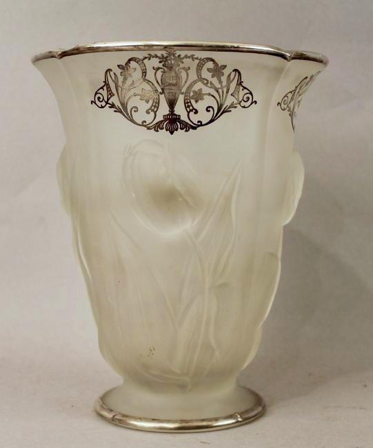 Rare Tulip Vase 3rd Panel Sherriffs Jury - 3